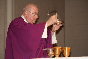 Msgr Eucharist Communion