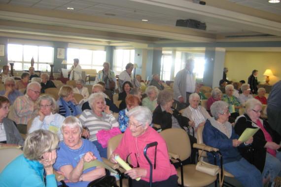 Rosary Society Retreat Day