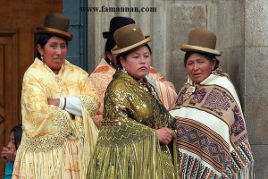 BolivianWomen