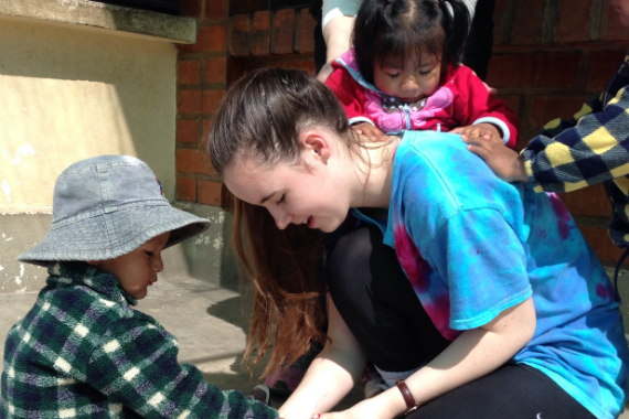 Learning Spanish at Maryknoll's Bolivian Linguistic Mission Center
