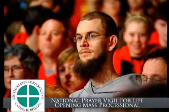 National Prayer Vigil For Life
