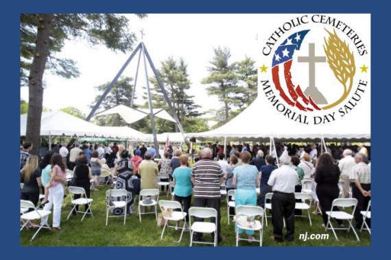 MEMORIAL DAY CEMETERY MASSES OF REMEMBRANCE