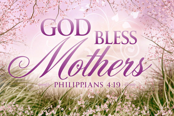 HAPPY MOTHER'S DAY TO OUR MOTHERS