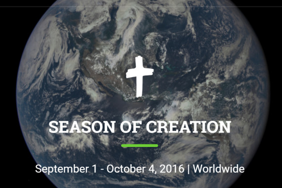 CHRISTIANS FOCUS ON CARE OF CREATION