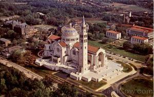National Shrine of the Immaculate Conception Washington