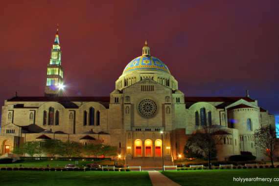 JOIN OUR PILGRIMAGE TO THE WASHINGTON D.C. NATIONAL SHRINE
