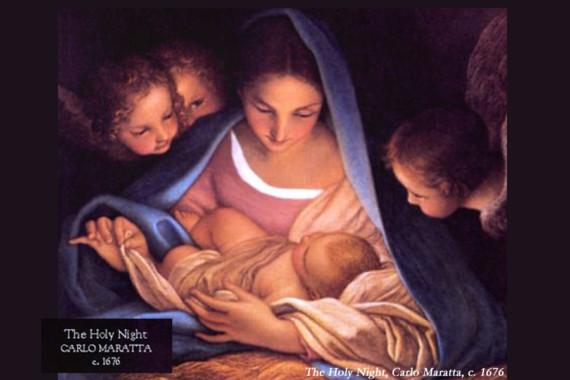 CHRISTMAS JOY TINGED WITH SADNESS