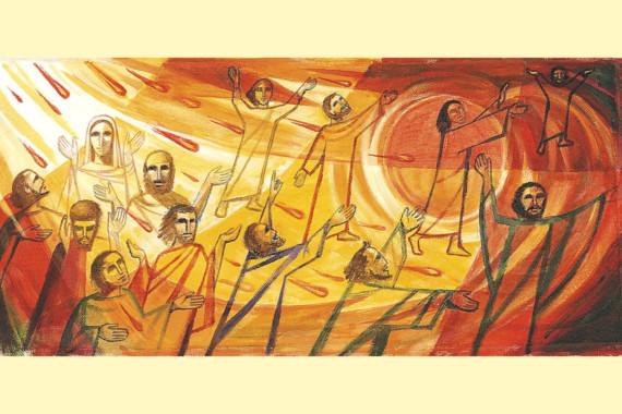 Pentecost Reflections