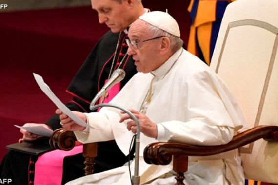 On Jerusalem:  Pope Asks for Wisdom and Prudence